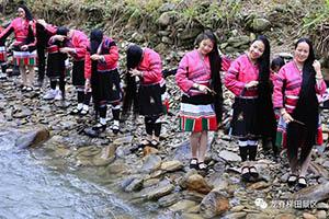March 3 Long Hair Festival in Longji