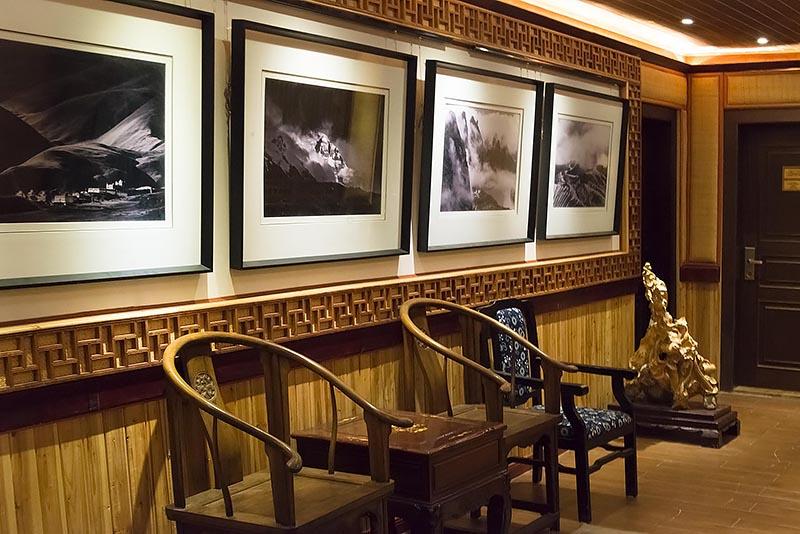 Gallery Lodge Hallway