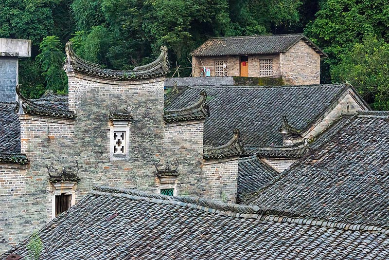 Ancient Village of Longtan