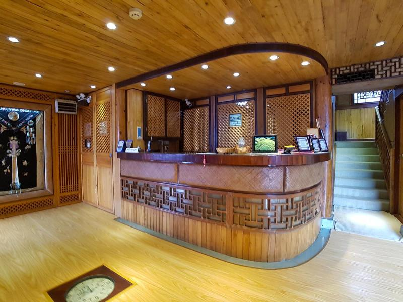 Li-An Lodge, Lobby