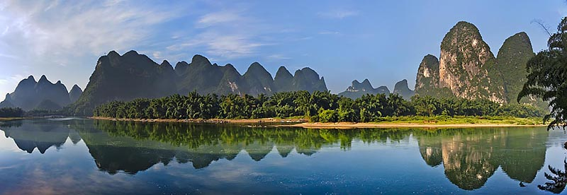 Li River, Xingping