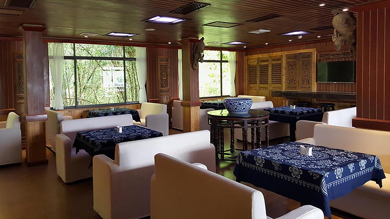 Li River Lodge, Bar on 5th Floor
